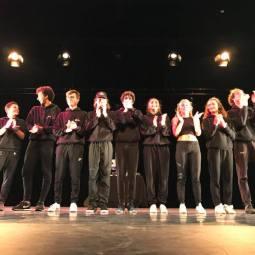 Première partie des Pockemon Crew : Sentimentalité - MJC La Baule